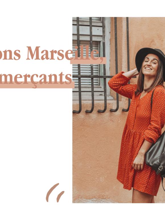 SOUTENONS MARSEILLE — LES BOUTIQUES