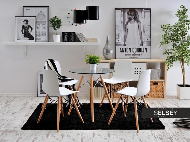 caloman chaise salle a manger moderne