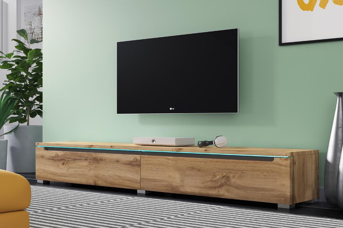 swift modern tv cabinet 180 cm selsey