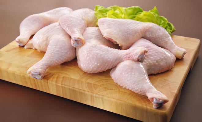 Сколько калорий в вареной курице