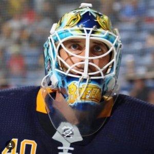 Carter Hutton, Buffalo Sabres goalie