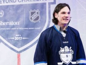 Former NHL player Daniel Carcillo, one of the more outspoken players involved in the NHL concussion litigation