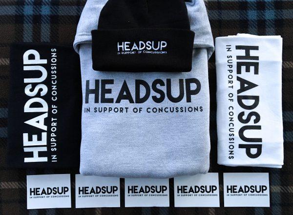 Headsup apparel