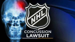 The NHL settled its concussion lawsuit with former players, and did not acknowledge any liability