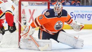Mikko Koskinen, Edmonton Oilers goalie