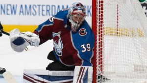 Pavel Francouz has had a breakout year with the Avalanche, ranking in the Top-10 in GAA and SV%