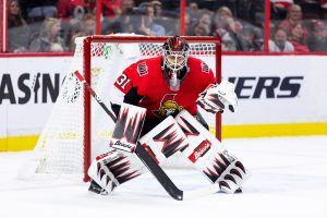 Anders Nilsson is the likely NHL backup to new Sens goalie Matt Murray