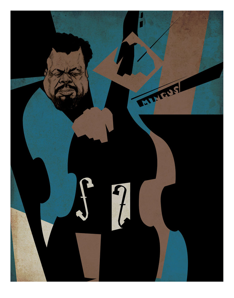 Mingus Illustration
