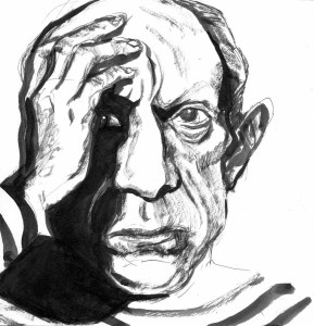 Picasso Illustration