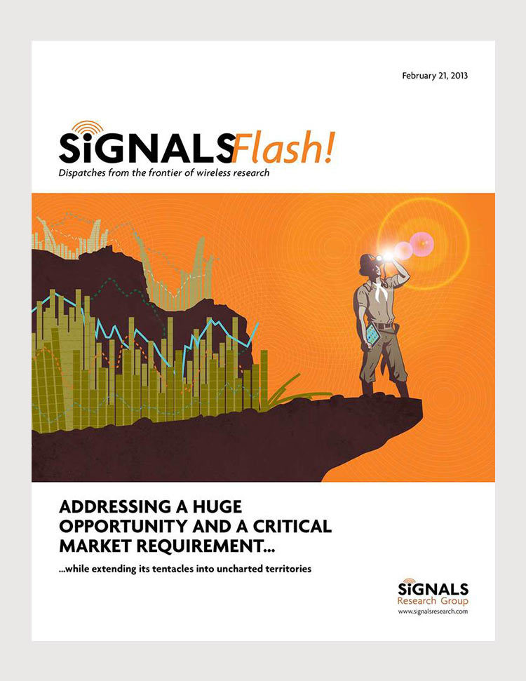 Signals Flash Cover