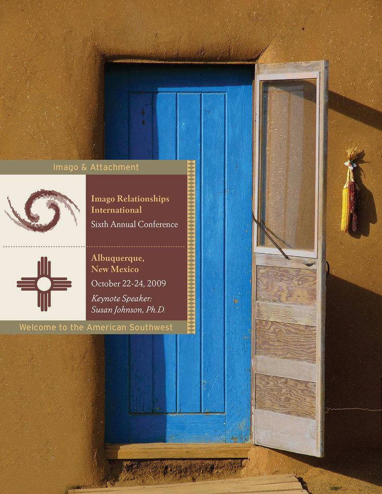 Imago Brochure Cover (New Mexico)