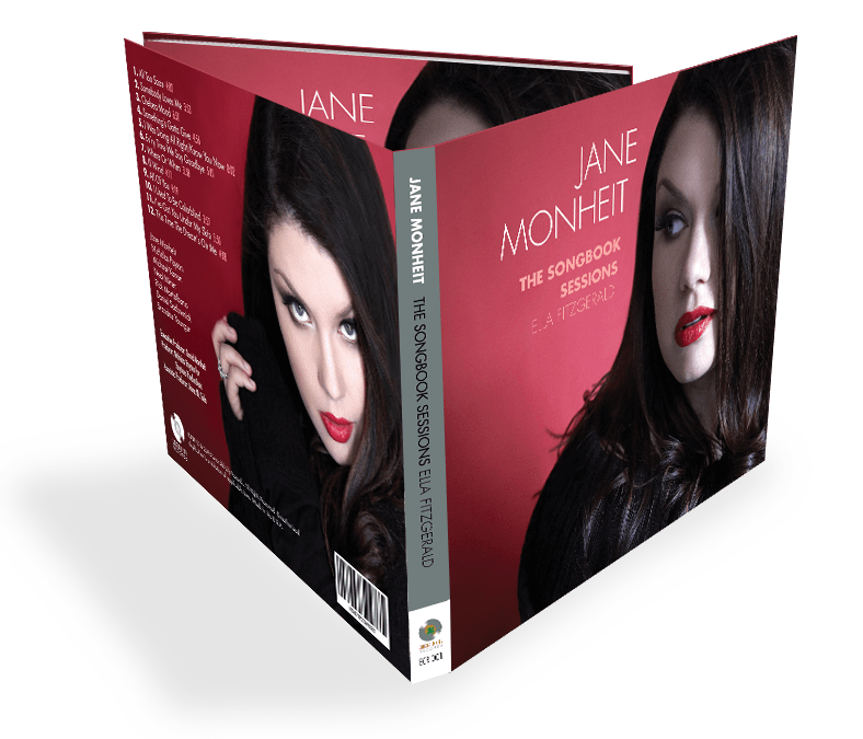 Jane Monheit and Emerald City Records Print Design