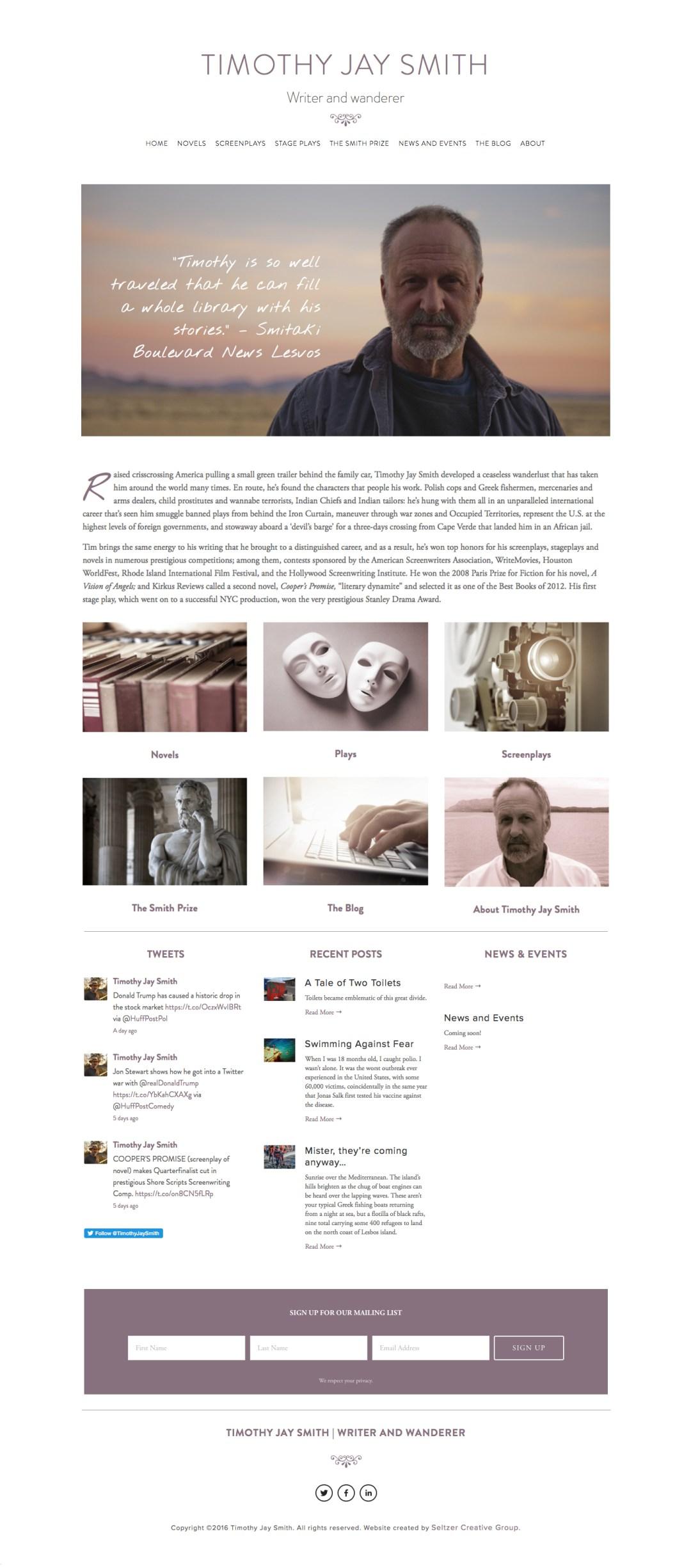 TJS Homepage