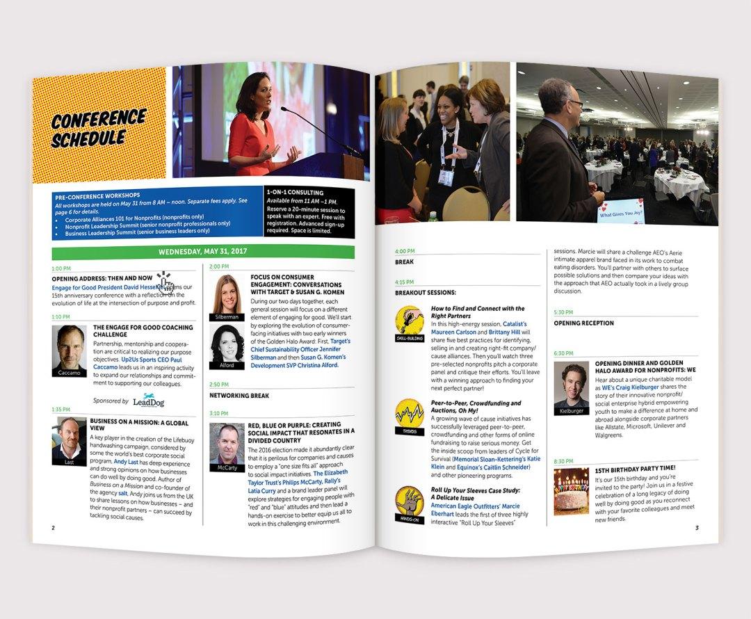 CMF brochure interior