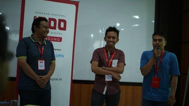 1000 Startup Digital Masuki Tahap Bootcamp