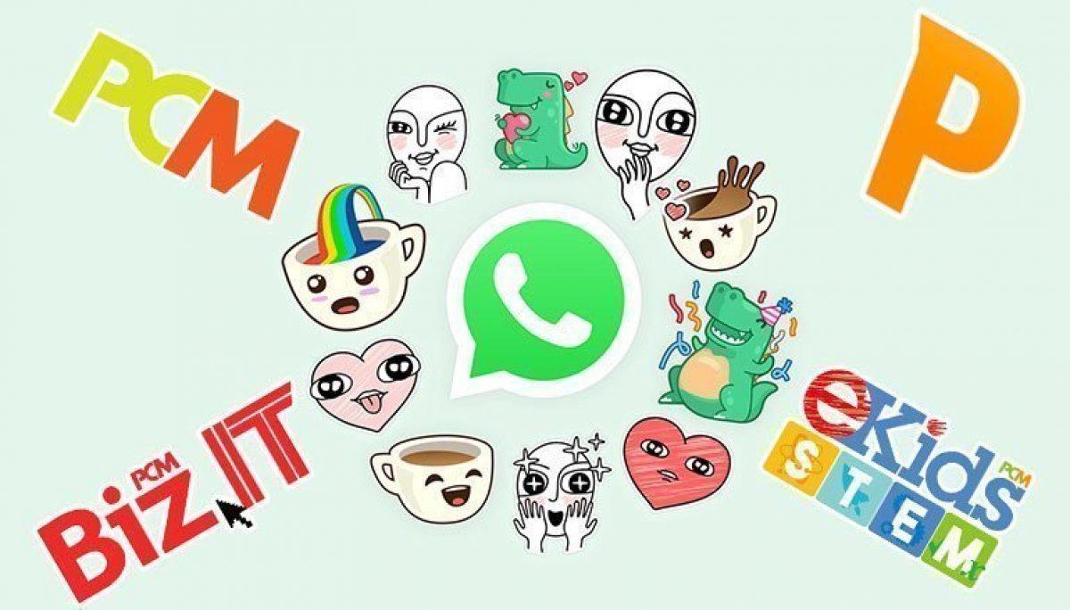 Tips Ubah Foto Pribadi Jadi Stiker Whatsapp