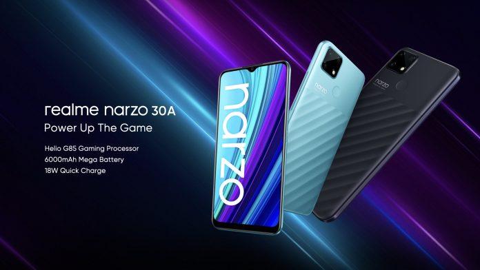 Dengan Prosesor Helio G85, Realme Narzo 30A Mendobrak Pasar Gaming Smartphone - Selular.ID