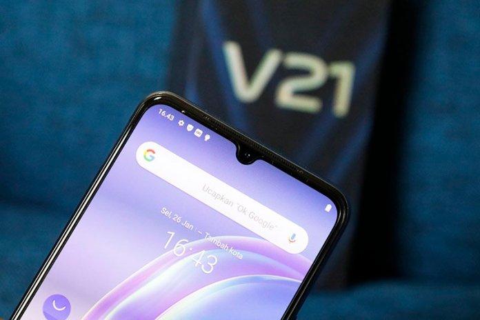 Vivo V21 4G 26