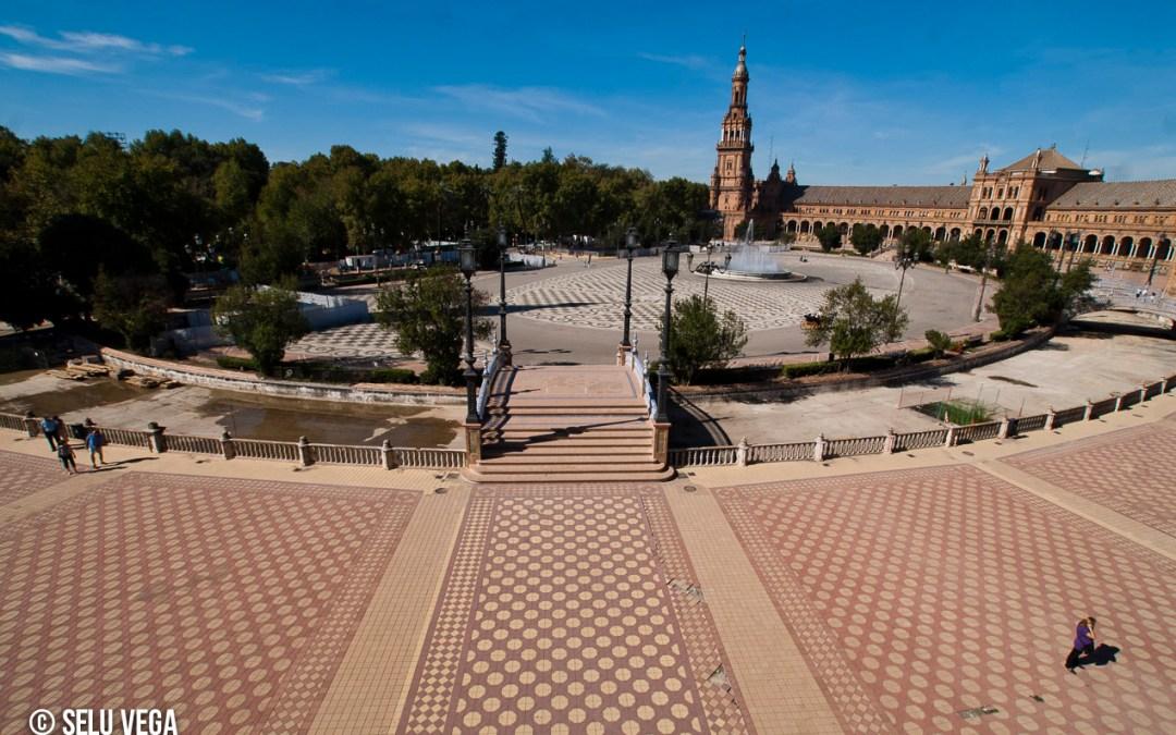 Plaza de España, Te quiero Un pequeño tributo a una de las plazas más bonitas del mundo.