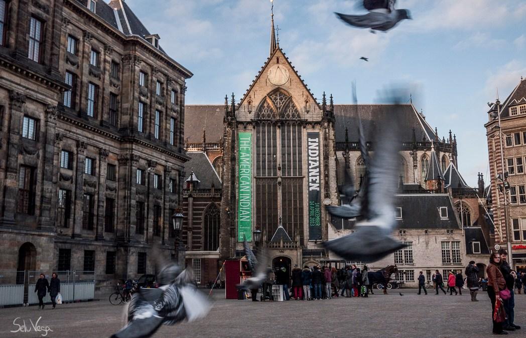 Keep Calm and Amsterdam Las imágenes de un viaje a la capital holandesa