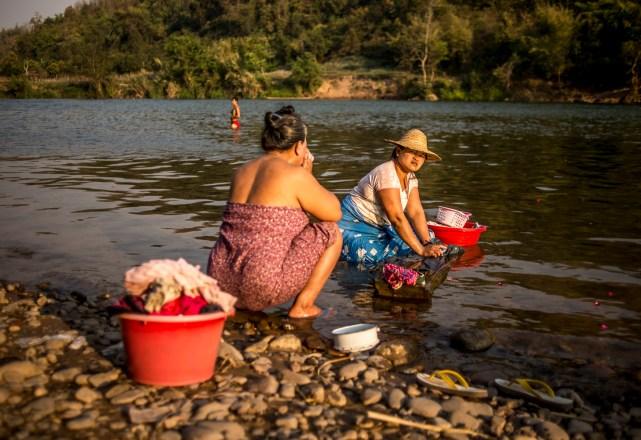 Myanmar y la vida por sentado