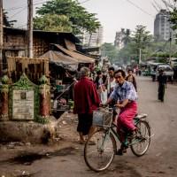 Mingala Taung Nyunt, chabolas de dignidad
