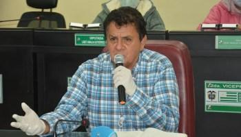 Arnulfo gasca Trujillo - Gobernador de Caquetá