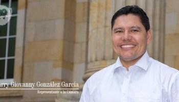 Harry Giovanny Gonzalez Garcia