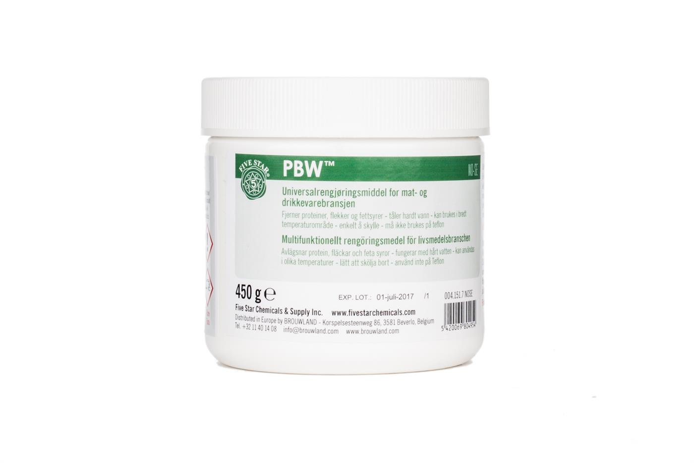 PBW 450g