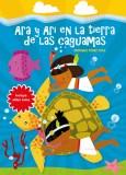 Ara y Ari en la tierra de las Caguamas