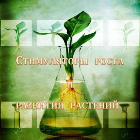 стимуляторы роста и развития растений