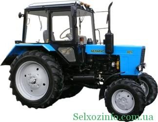 Трактор для обработки земли