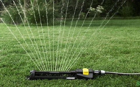 Автоматичний капельний полив газону своїми руками