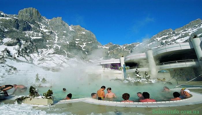 Отдых в Швейцарии зимой