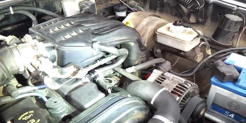 Почему не заводится двигатель на Волге 31105