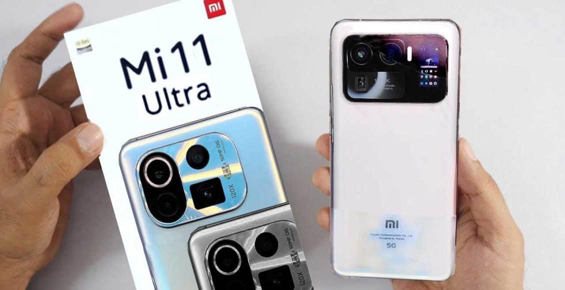سعر ومواصفات ومميزات هاتف شاومي مي 11 الترا Xiaomi Mi 11 Ultra