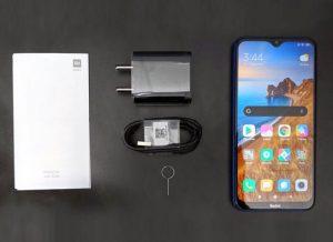 فتح علبة هاتف شاومي ريدمي 8 آي Xiaomi Redmi 8A