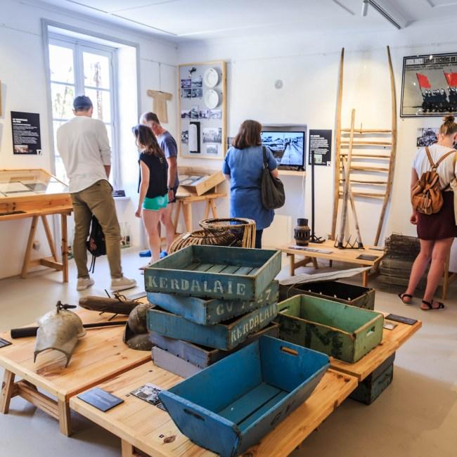 Lesconil chantier le Coeur visite patrimoine outils juin 2019 © L Gloaguen 6