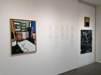 Fabien Gilles exposition art contemporain Laparte Lac de Tremelin Iffendic