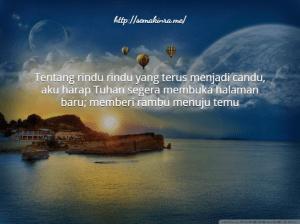 Kata-kata Rindu