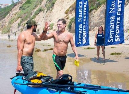 Semana Nautica 6-Mile Ocean Swim Race