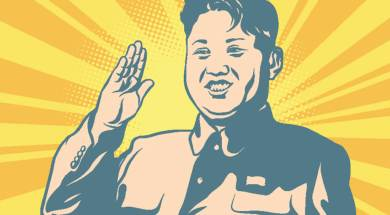 Kim Jong-un the leader of North Korea