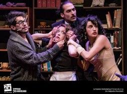La Travesía Involuntaria Teatro El Galpón 2019
