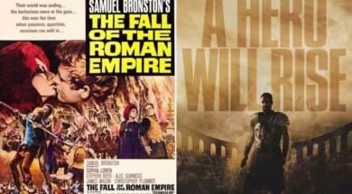 611) gladiador versus la caída del imperio romano