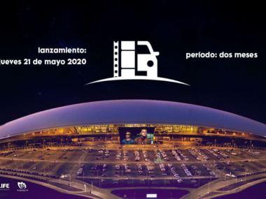 613) dos autocines en Montevideo