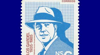 4 · Carlos Gardel · Fernando Álvarez Cozzi · 1985