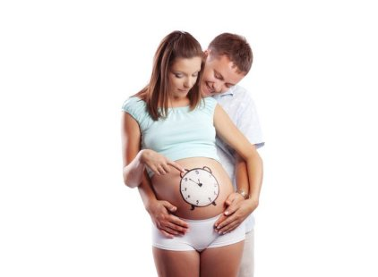 41 semanas embarazo