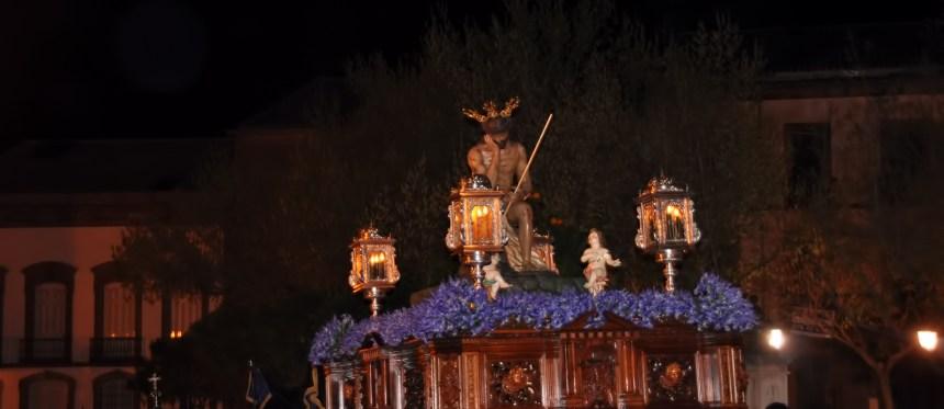 Foto del paso de misterio de Ntro. Padre Jesús de la Humildad