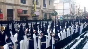 Vídeo del paso de la Cofradía del Nazareno por tribuna.