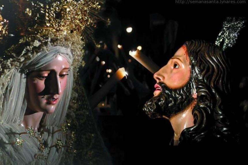 Creativodad  Oracion Linares | Oración en el Huerto y Sra. de Graciaa